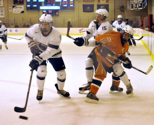 Hockey Team looks to stay gorunded amidst excitement