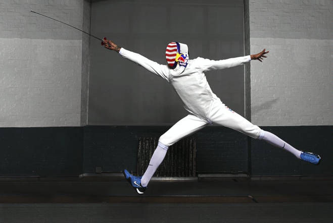 Former Penn State Fencer Miles Chamley Watson Aims To