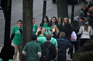 State Patty's Day: Police see a decrease in crime compared to past years