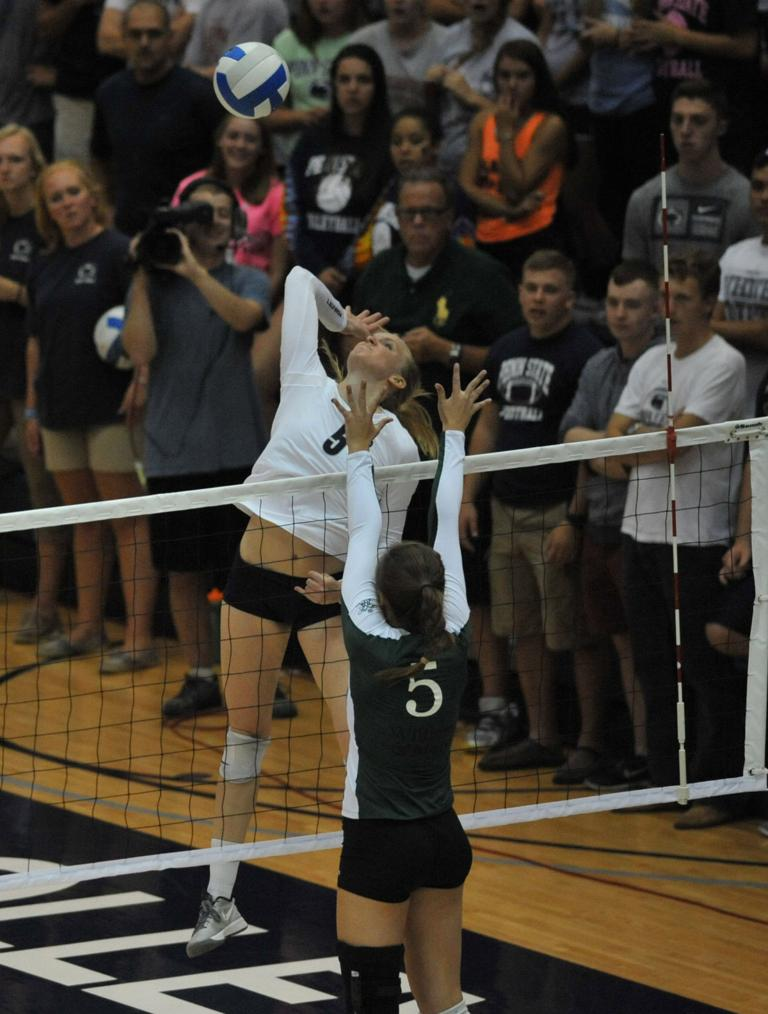 Depth drives women's volleyball to weekend sweep