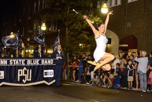 Homecoming draws students, alumni to celebrate Penn State tradition