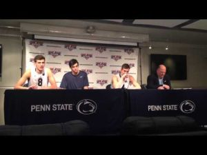 Penn State-George Mason postgame