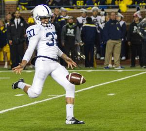 Penn State punting up in the air entering weekend against Maryland