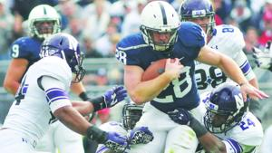 Penn State football's trio of running backs will all contribute