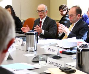 Board of Trustees discuss increases for room and board rates