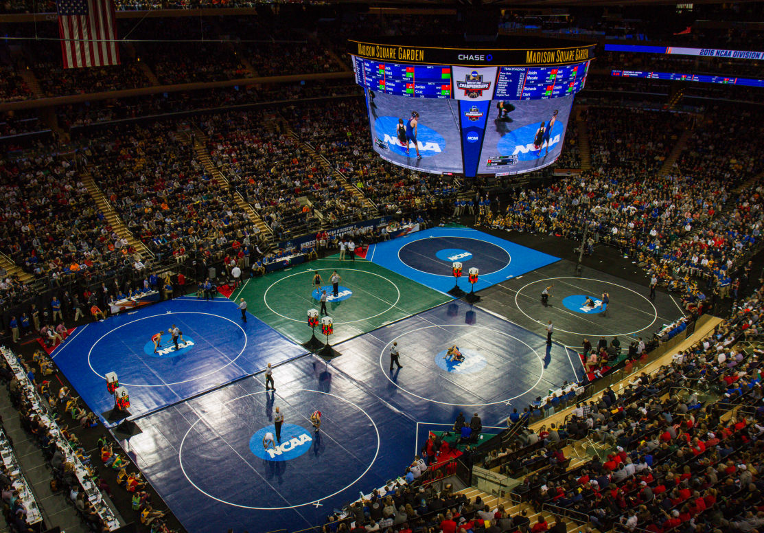 Penn State Wrestling Sends All Five Semifinalists To Ncaa Finals Lead Team Competition Going