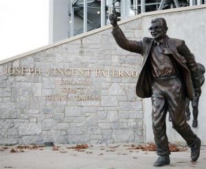 Location of new Joe Paterno statue unconfirmed