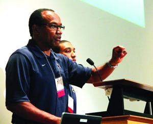 Warner-keynote speaker
