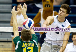 Trio of men's volleyball players impress at home and abroad