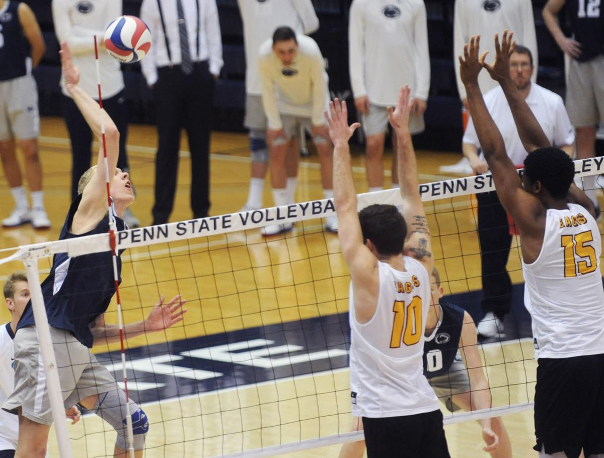 Penn State men's volleyball set to take on Princeton in ...