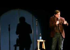 Michael Ian Black performs