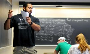 Penn State football: Urschel balances demanding spring schedule: teach, study, practice, repeat