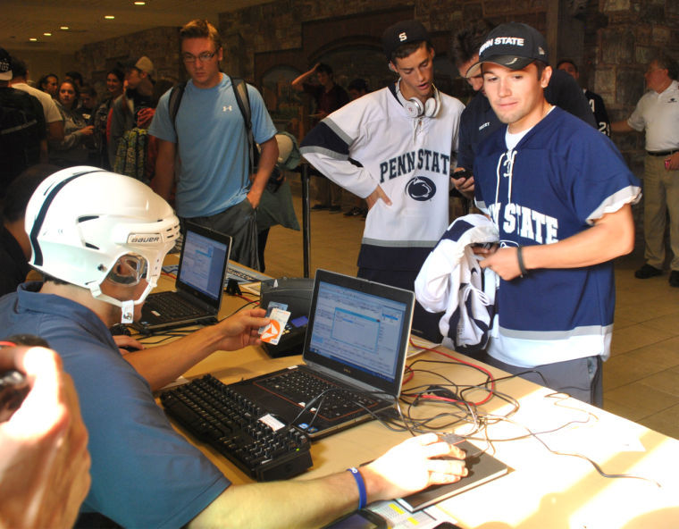 First Ticket Sold to Pegula Hockey Arena