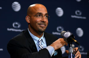 Big Ten coaches welcome James Franklin to the conference