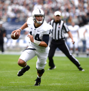 """Akron coach """"impressed with everything"""" by Penn State in opener"""