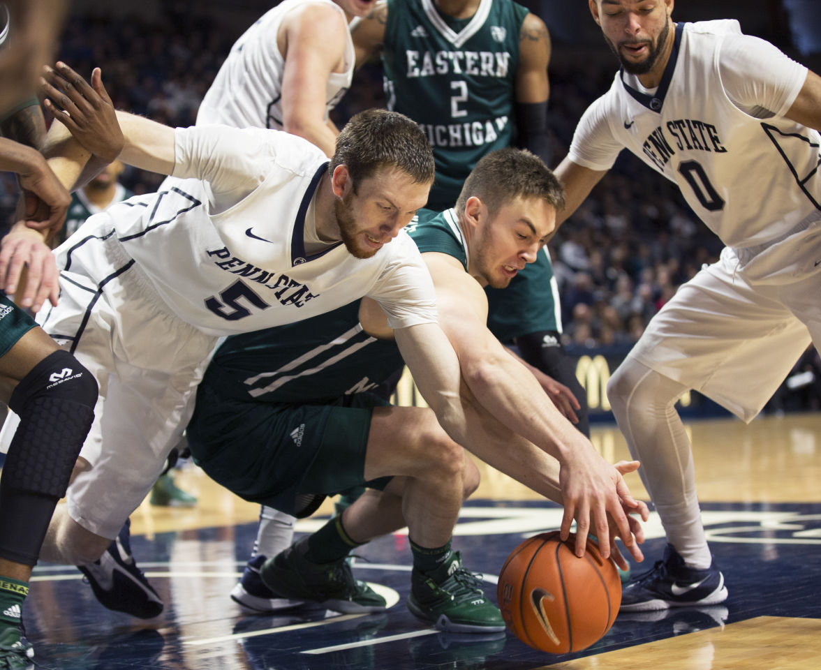 Men's basketball beats Eastern Michigan | Gallery ...