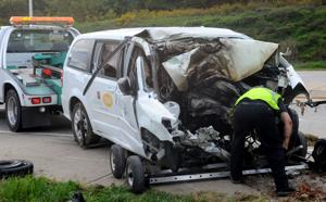 Student dead after one-vehicle crash