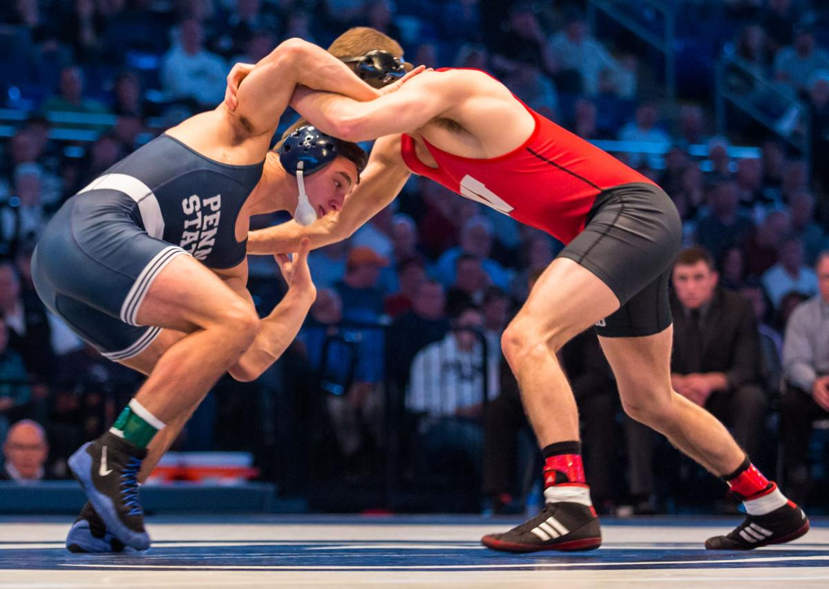 New starters make an impact for Penn State wrestling ...