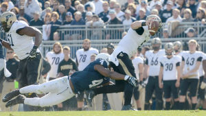 Penn State safety Adrian Amos' journey marked by choices