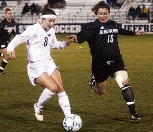 Women's soccer: Lions look to rule Big Ten once again