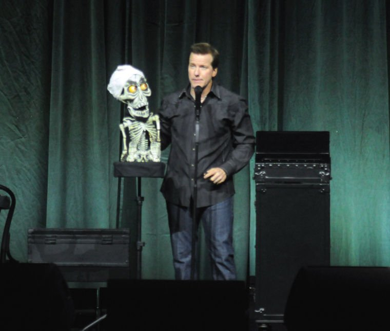 jeff dunham to bring laughter to the bryce jordan center. Black Bedroom Furniture Sets. Home Design Ideas