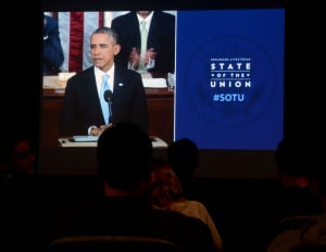 State of the Union event