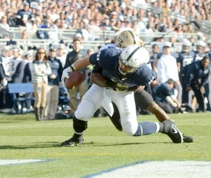 Adam Breneman Fighting for TD