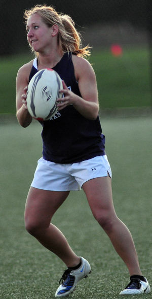 Penn State women's rugby alumna heads to Australia for international tournament