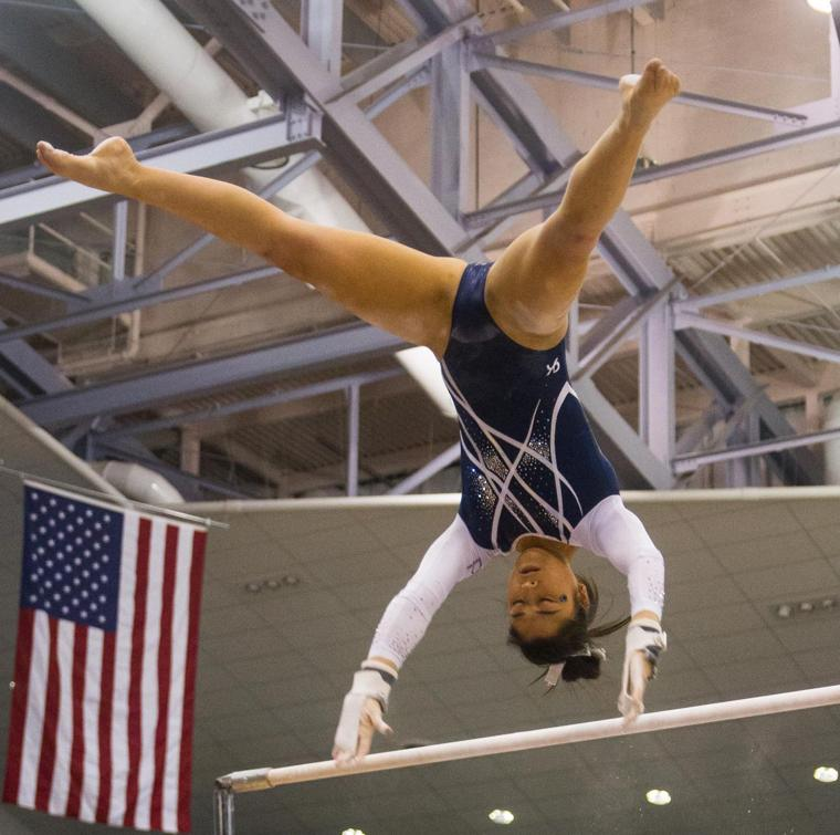 michigan womens gymnastics state meet Join us this year at the 2018 xcel girl's gymnastics team state meet held the weekend of march 23 – 25, 2018 competition will be held at:.