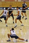 Men's Volleyball vs Mount Olive