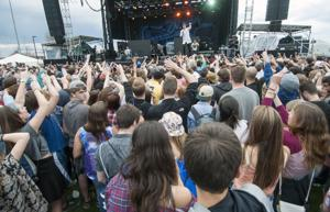 New Politics picks up the pace at Movin' On