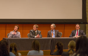 Panel addresses legal issues of sexual assault