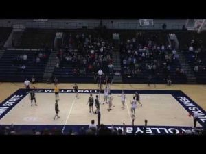 Penn State-George Mason match point