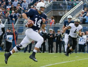 Penn State QB Christian Hackenberg named as one of 10 Big Ten Players to Watch