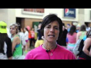 THON 2014 Interview with Dancer's Mom