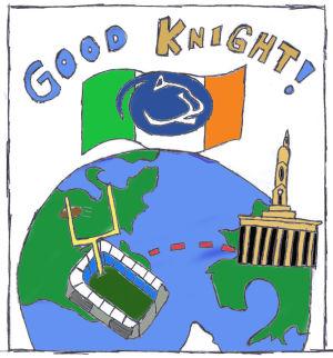 Good Knight!