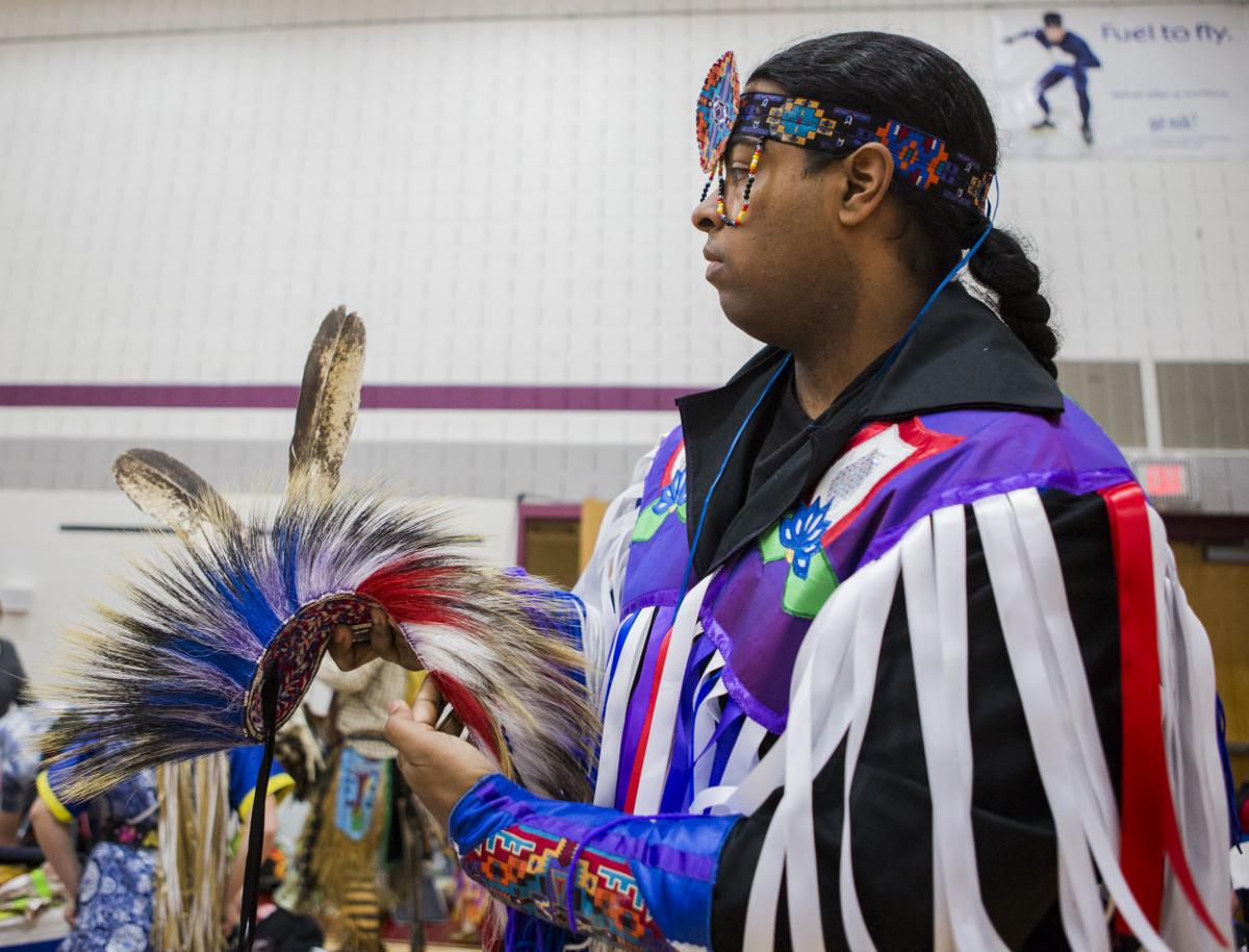'The New Faces of an Ancient People American Indian ...