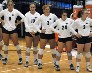 Kendall Pierce stands out for Penn State women's volleyball