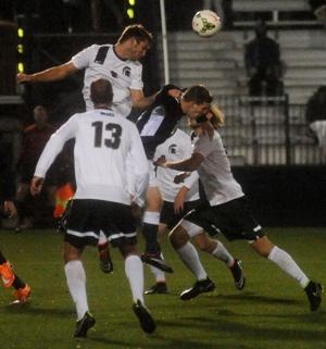 Penn State men's soccer's skid continues against Michigan State with 2-0 loss