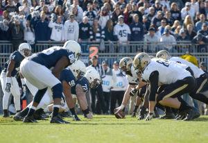 Offensive line set; questions, position battle still remain