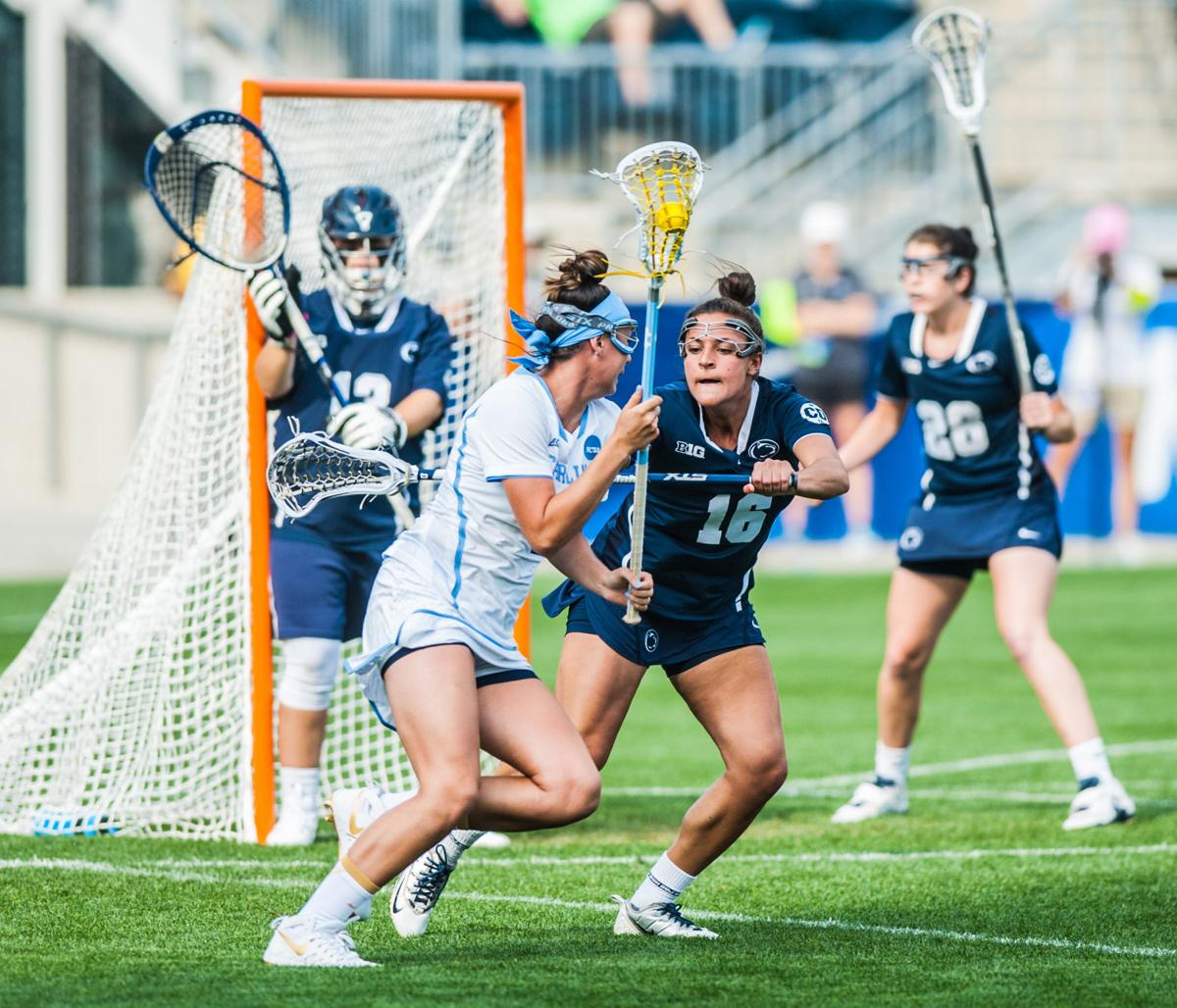 North Carolina ends Penn State women's lacrosse's season ...
