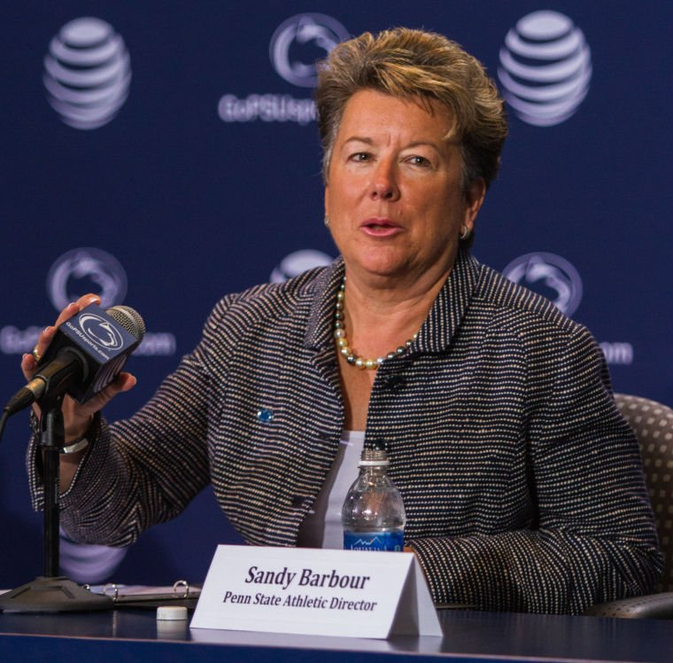 New athletic director, Sandy Barbour, aims to bring family values to Penn State