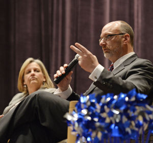 Child Abuse Prevention Awareness event provides outlet for conversation