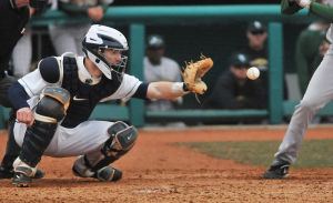 Penn State Baseball catchers are OK with splitting time