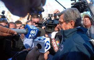 Paterno family announces lawsuit against NCAA, receives backing of former players, Penn State faculty and select Board of Trustee members