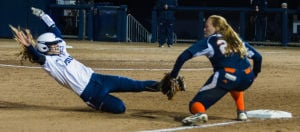 Penn State softball advantageously used its offensive lineup to sweep Bucknell