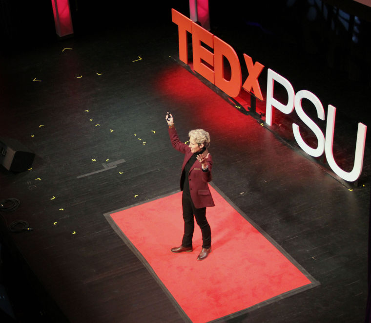 TEDxPSU ​to hold ​week-long celebration ​in November​