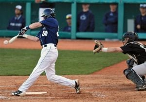 Penn State baseball team overwhelms Binghamton