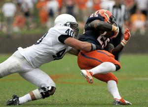 Glenn Carson tackle