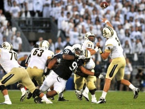 Penn State defense falls victim to dominant Central Florida